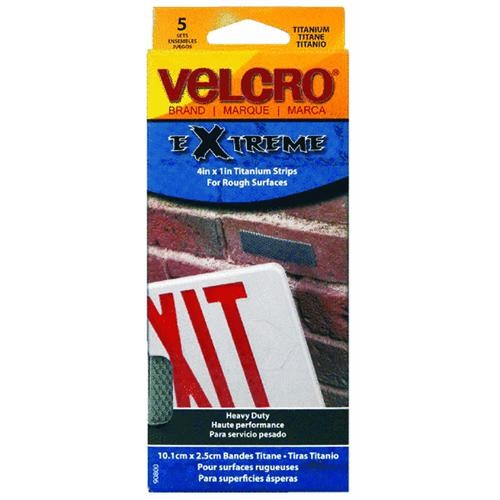 Velcro USA VELCRO brand Extreme Hook & Loop Strips