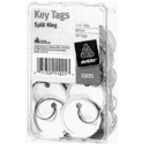 Avery Products Avery Round Metal Rim Key Tag