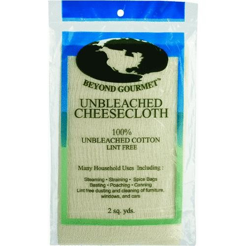 Harold Import Beyond Gourmet Unbleached Cheesecloth