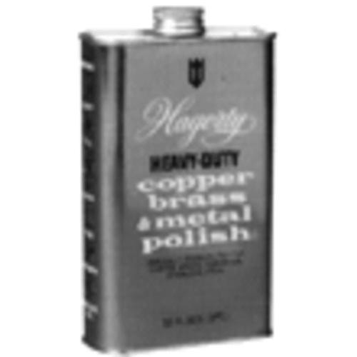 W J Hagerty & Sons Heavy-Duty Copper, Brass And Metal Polish
