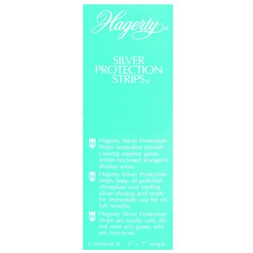 W J Hagerty & Sons Silver Protection Strips