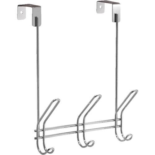 Interdesign Classico Over-The-Door 3 Hook Rail
