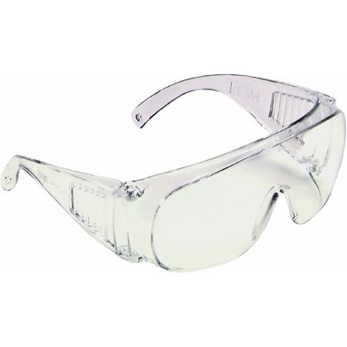 SAFETY WORKS INCOM Clear Safety Glasses