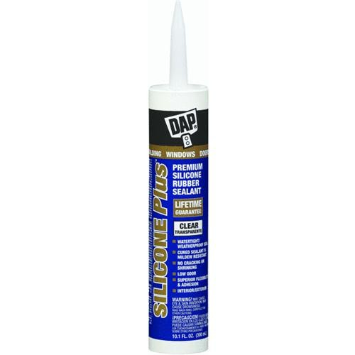 Dap DAP Silicone Plus Premium Window & Door Silicone Sealant