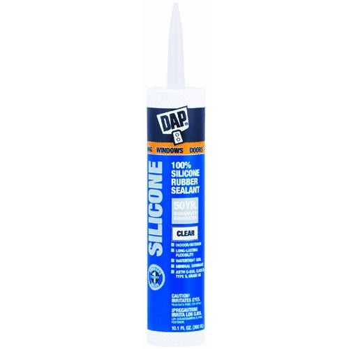 Dap DAP Waterproof Silicone Sealant