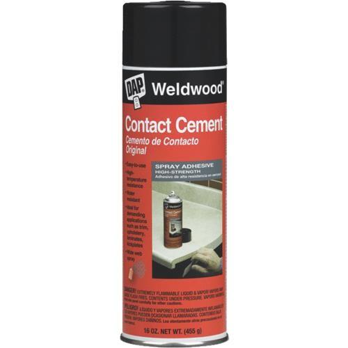 Dap DAP Weldwood Spray Contact Cement