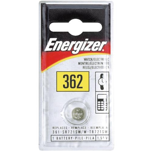 Energizer Energizer 362 Silver Oxide Coin Watch Battery