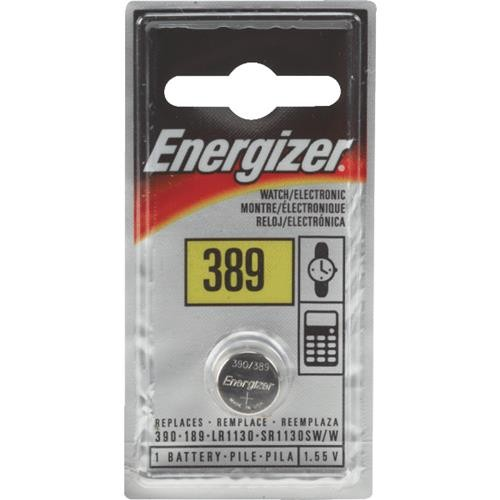 Energizer Energizer 389 Silver Oxide Coin Watch Battery