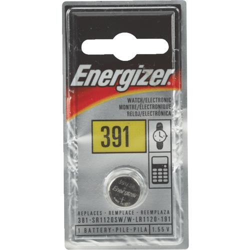 Energizer Energizer 391 Silver Oxide Coin Watch Battery