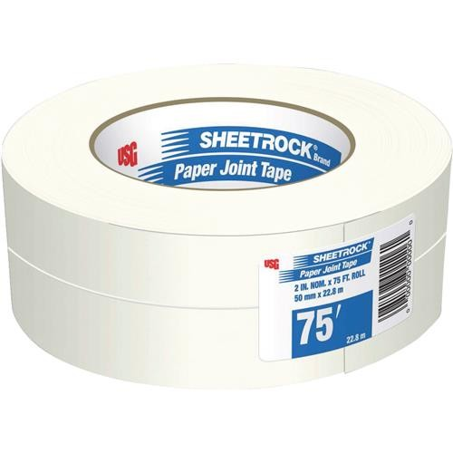 USG Sheetrock Paper Joint Drywall Tape
