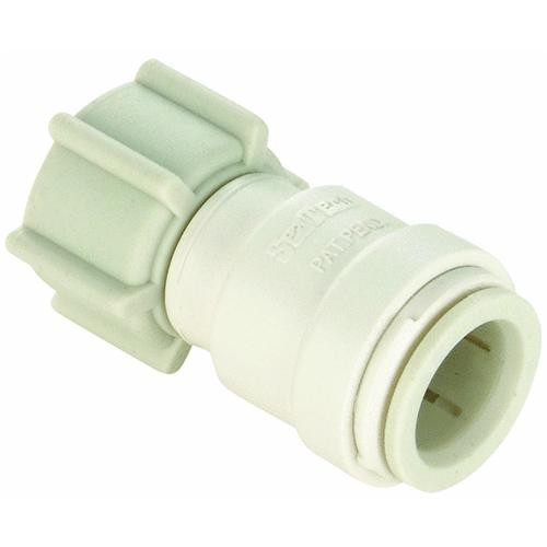 Watts Quick Connect Female Straight Adapter