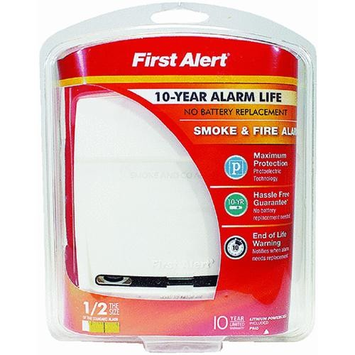 First Alert/Jarden First Alert 10 Year Battery Smoke Alarm