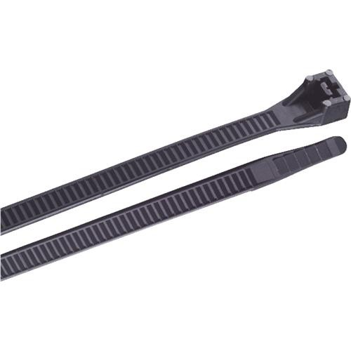 GB Electrical Gardner Bender Ultra Violet Black Heavy-Duty Cable Tie