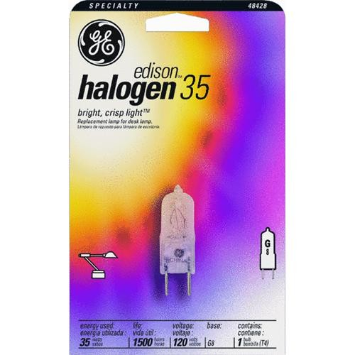 GE Lighting GE T4 Halogen Light Bulb