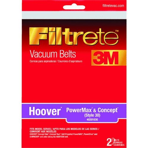 Electrolux Home Care Filtrete Hoover Style 30 Vacuum Cleaner Belt