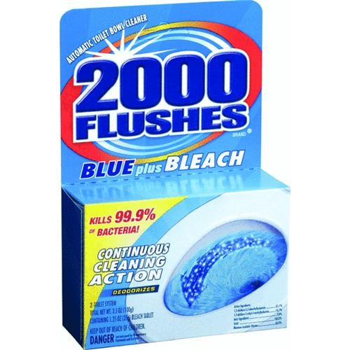 WD40 Co Blue Plus Bleach Automatic Toilet Bowl Cleaner
