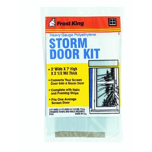 Thermwell Products Co. Storm Door Kit