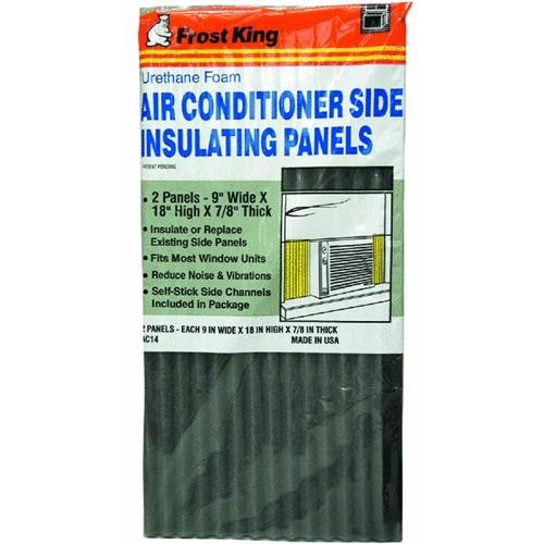 Thermwell Products Co. Air Conditioner Side Insulating Panels