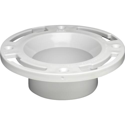 Oatey Oatey Level-Fit PVC Closet Flange