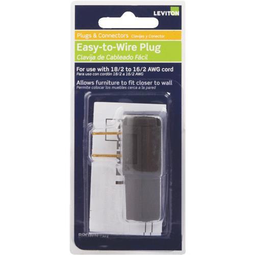 Leviton Leviton Easy Wire Cord Plug