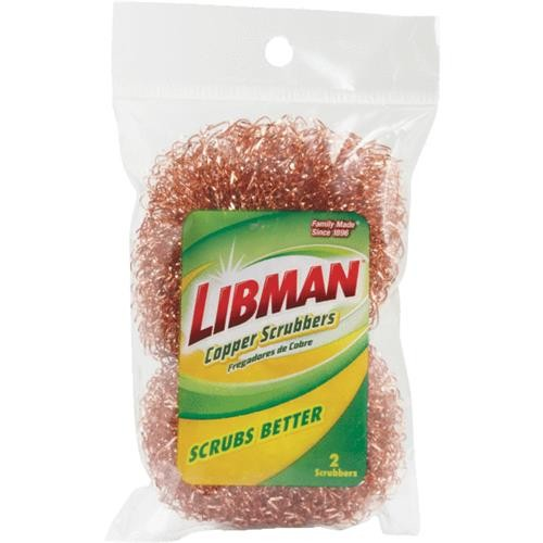 The Libman Company Libman Copper Scrubbers