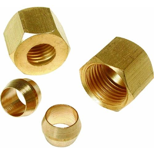 Dial Mfg. Low Lead Compression Nut And Sleeve