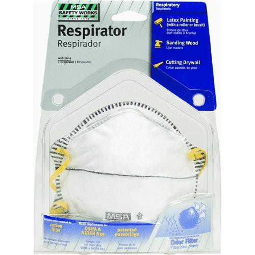 SAFETY WORKS INCOM N95 Respirator with Filter