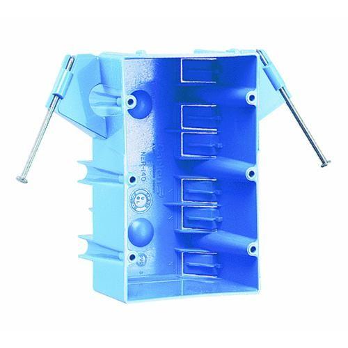 Thomas & Betts PVC Three Gang Box