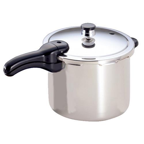 National Presto Presto Stainless Steel Pressure Cooker