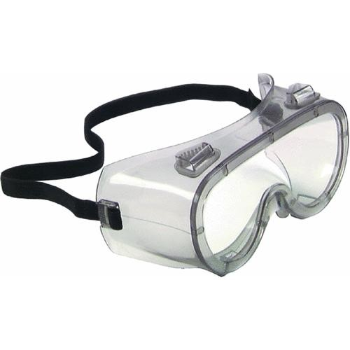 SAFETY WORKS INCOM Safety Works Chemical and Impact Safety Goggles
