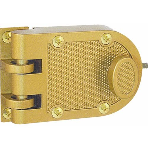 Prime Line Prod. Single Cylinder Jimmy-Resistant Deadlock