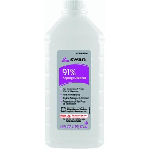 Vi-Jon Inc Swan 91% Rubbing Alcohol