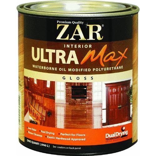 United Gilsonite Lab Zar Ultra Max Interior Polyurethane