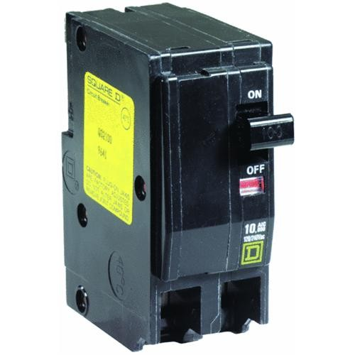 Square D Co. Square D QO Double Pole Circuit Breaker