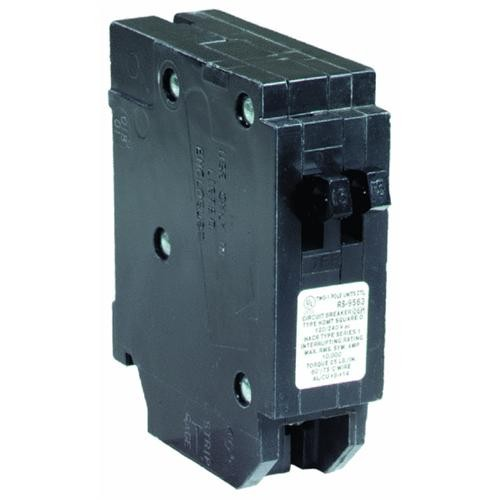 Square D Co. Square D Homeline Single Pole Tandem Circuit Breaker