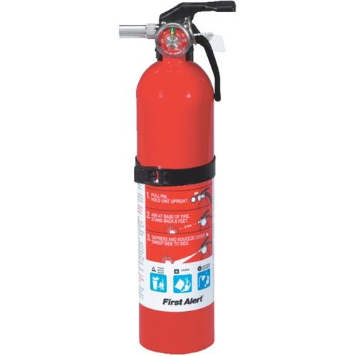 First Alert/Jarden 1-A; 10-B:C Fire Extinguisher