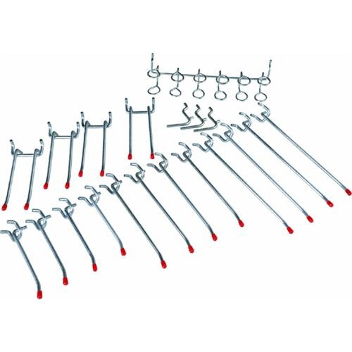 Do it Best Global Sourcing 20-Piece Peg Hook Set