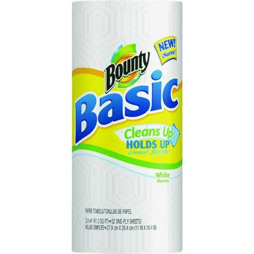 Procter and Gamble Bounty Basic Paper Towel