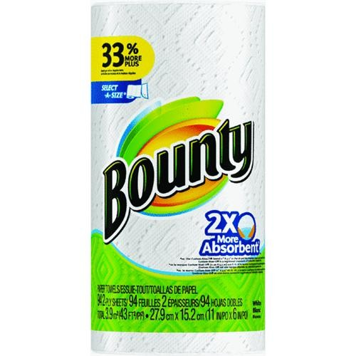 Procter and Gamble Bounty Select-A-Size Paper Towel