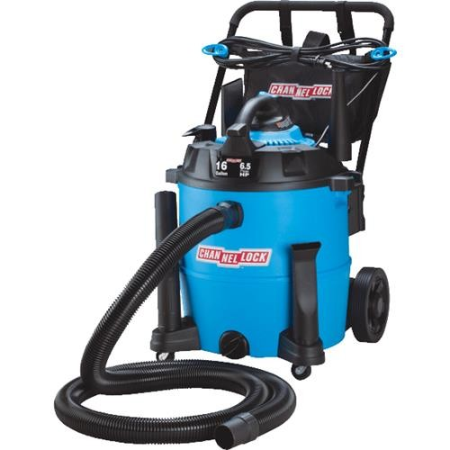 Channellock Products Channellock 16 Gallon Wet/Dry Vacuum with Blower