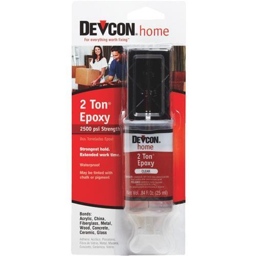 ITW Global Brands Devcon 2-Ton Epoxy Syringe