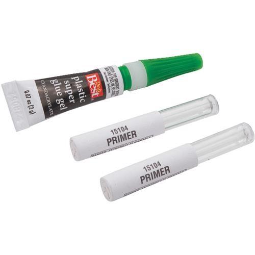 Pacer Technology Do it Best 2 GM Plastic Super Glue Gel