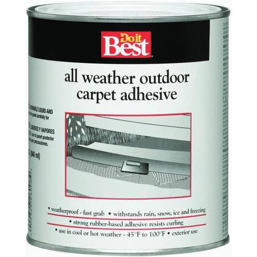 Dap Do it Best All Weather Outdoor Carpet Adhesive