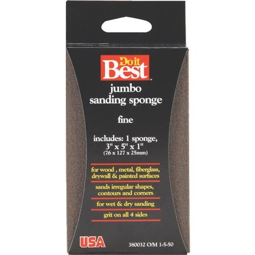 Ali Ind. Do it Best All-Purpose Sanding Sponge