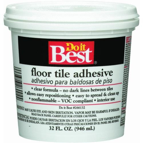 Dap Do it Best Clear Thin Spread Floor Tile Adhesive