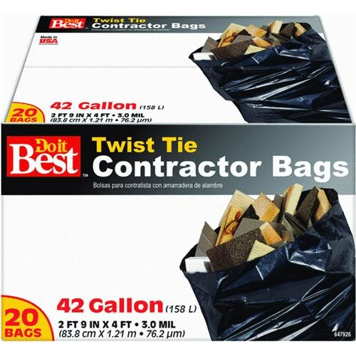 Presto Products Do it Best Contractor Trash Bag