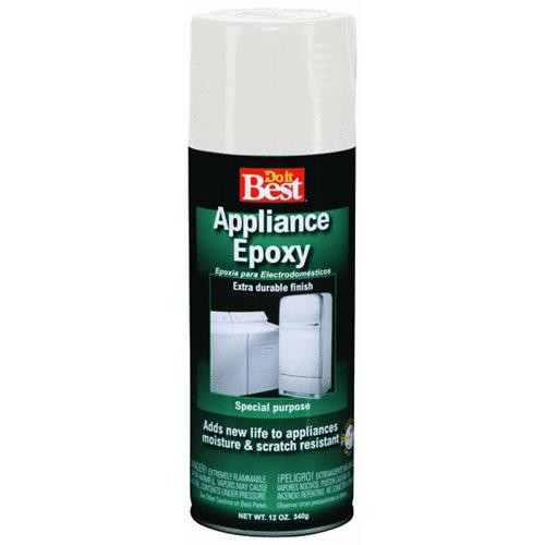 Rust Oleum Do it Best Epoxy Enamel Appliance Spray Paint