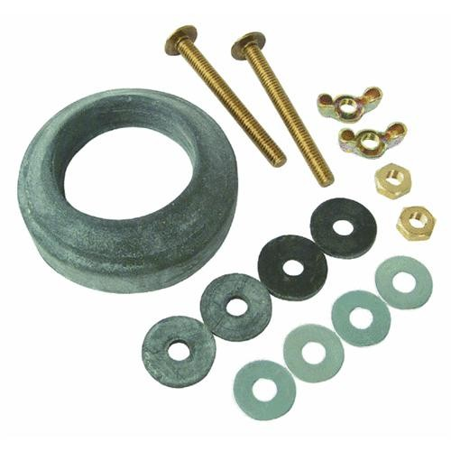 Do it Best Global Sourcing Do it Best Extra Thick Sponge Gasket And Tank Bolt Kit