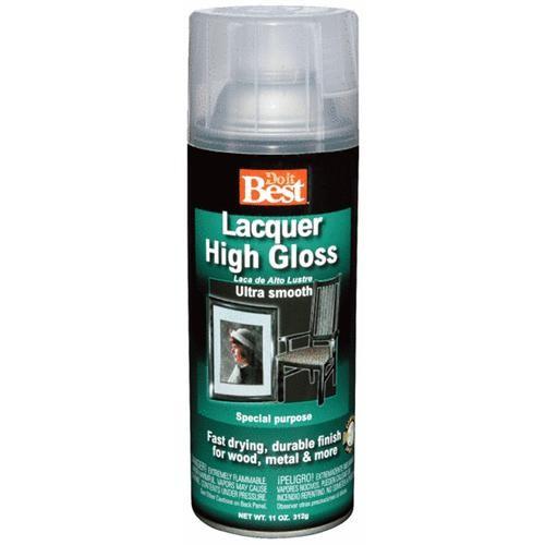 Rust Oleum Do it Best High-Gloss Spray Lacquer