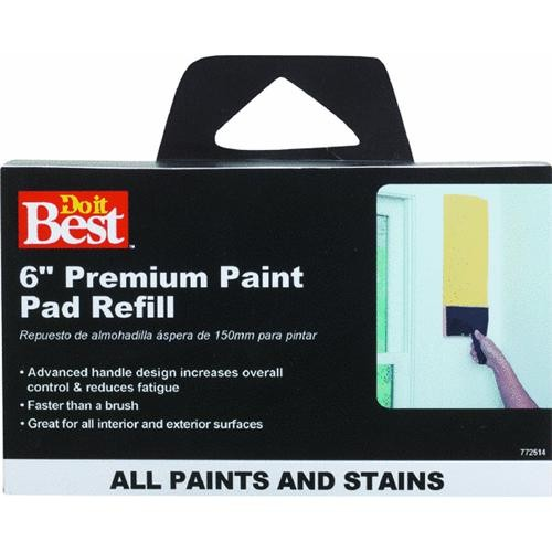 Shur Line Do it Best Interior And Exterior Replacement Paint Pad